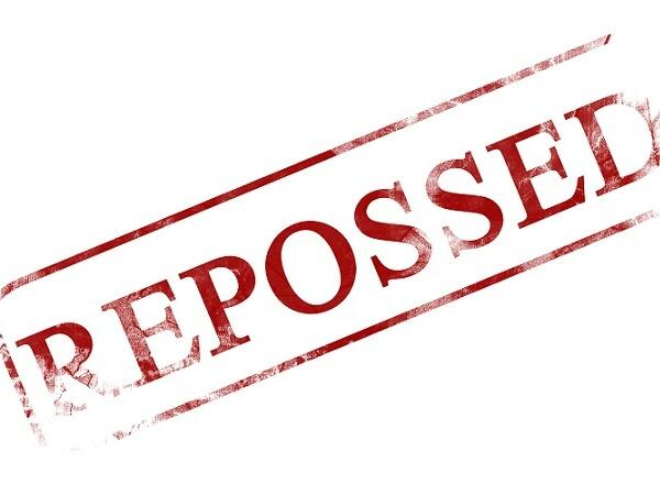 a vehicle repossession can be costly and it will affect your credit score.